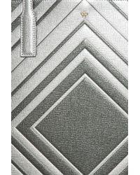 Anya Hindmarch - Metallic Ebury Diamonds Tote - Lyst