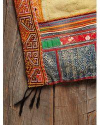 Free People - Multicolor Vintage Embroidered Shoulder Bag - Lyst