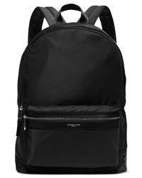 Michael Kors | Black Kent Lightweight Nylon Backpack for Men | Lyst