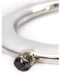 Rosa Maria - Metallic 'joo' Ring - Lyst