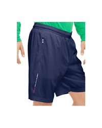 "Polo Ralph Lauren | Blue Polo Sport ""rlx"" Engineered Mesh Compression Short for Men 