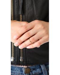 Gorjana - Metallic Marni Mid Finger Ring - Gold - Lyst