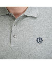 Henri Lloyd | Gray Cowes Club Regular Polo for Men | Lyst