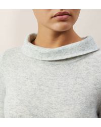 Hobbs | Gray Audrey Sweater | Lyst