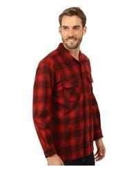 Pendleton | Black Board Shirt for Men | Lyst