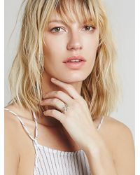 Free People - Metallic Ono Jewelry Womens Harmonia Ring - Lyst