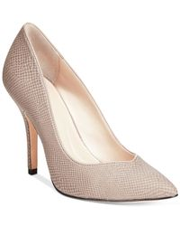 Style & Co. | Natural Pyxie Pumps, Only At Macy's | Lyst