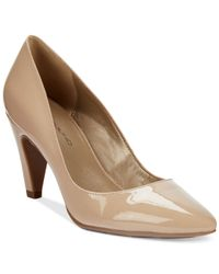 Bandolino | Natural Kami Pumps | Lyst