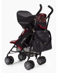 kate spade new york | Black Holland Walk Adamson Baby Bag | Lyst