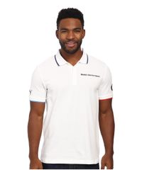 PUMA | White Bmw Msp Polo for Men | Lyst