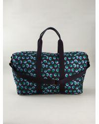 Stella McCartney | Blue 'noemi' Weekender Bag | Lyst
