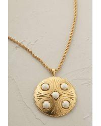 Cabinet - Metallic Celestia Compass Necklace - Lyst