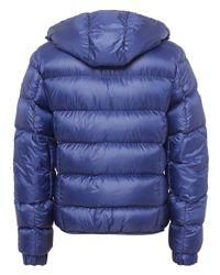 Colmar - Blue Down Puffa Jacket for Men - Lyst