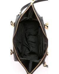 Zac Zac Posen - Eartha Double Bag - Black - Lyst
