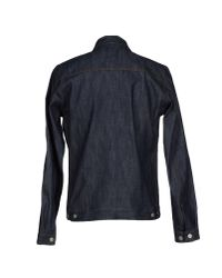 Citizens of Humanity - Blue Denim Outerwear for Men - Lyst