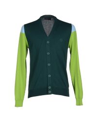 Viktor & Rolf - Green Cardigan for Men - Lyst