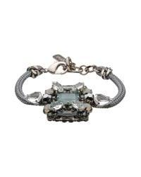 Rada' - Gray Bracelet - Lyst