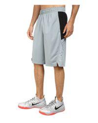 Nike | Gray Hyperelite Power Short for Men | Lyst