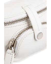 Alexander Wang | White Leather Belt Bag | Lyst