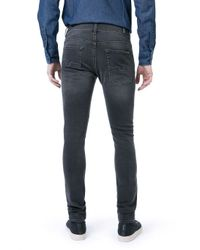 7 For All Mankind | Ronnie Minnesota Black for Men | Lyst
