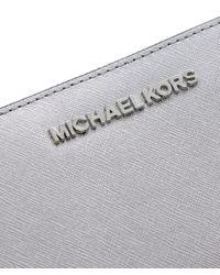 MICHAEL Michael Kors | Jet Set Travel Metallic Purse | Lyst