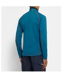 Peak Performance | Blue Heli Stretch-jersey Mid-layer for Men | Lyst