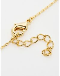 Eyland - Metallic Gold Plated Ronja Necklace - Lyst