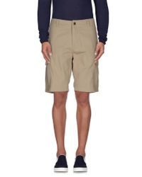 Dickies | Natural Bermuda Shorts for Men | Lyst