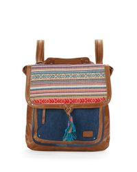 The Sak | Brown Ventura Backpack | Lyst