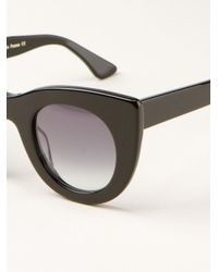 Thierry Lasry - Black 'orgasmy' Sunglasses - Lyst