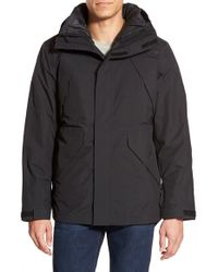 The North Face - Black 'precipice' Triclimate Waterproof 3-in-1 Jacket for Men - Lyst