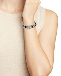 Uno De 50 | Metallic With Chaping Bracelet | Lyst