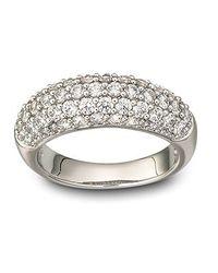 Swarovski - Metallic Maewa Ring - Lyst