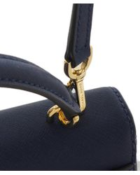 MICHAEL Michael Kors | Blue Ava Small Crossbody Bag | Lyst