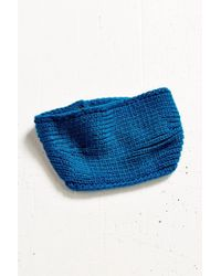 Urban Outfitters - Blue Metal Snap Ear Warmer - Lyst
