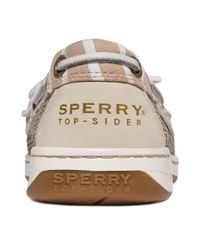 Sperry Top-Sider - Brown Womens Angelfish Boat Shoes - Lyst