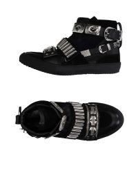 Toga Pulla - Black High-tops & Trainers - Lyst
