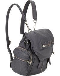 Alexander Wang - Gray Marti Backpack - Lyst