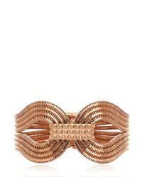 Lara Bohinc | Pink Gagarine Rose Bracelet | Lyst