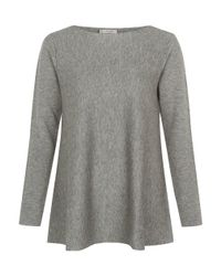 Hobbs | Gray Roisin Sweater | Lyst