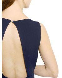 Vionnet | Blue Viscose Caddy Long Dress | Lyst