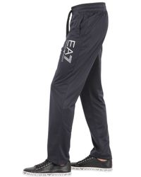 EA7 - Blue Train Visibility Jogging Pants for Men - Lyst