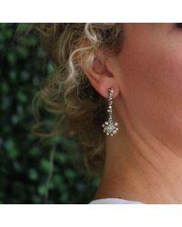 Arunashi - Natural Basra Pearl Earrings - Lyst