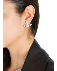 Vivienne Westwood | Metallic Thalia Bas Relief Orb Earrings | Lyst