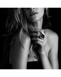 David Yurman | Albion Ring with Black Onyx | Lyst