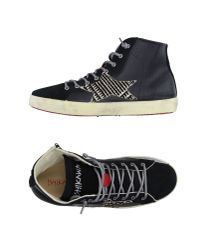 Ishikawa | Black High-tops & Trainers | Lyst