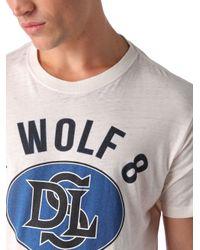DIESEL | White T-joe-ag for Men | Lyst