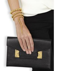 Paula Mendoza - Metallic Nereus Gold-plated Bracelet - Lyst