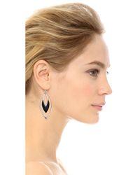 Alexis Bittar - Orbiting Basic Earrings - Black - Lyst