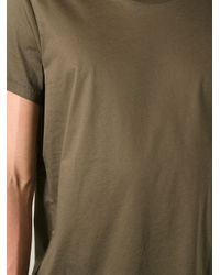 Acne Studios - Brown 'Standard O' T-Shirt for Men - Lyst